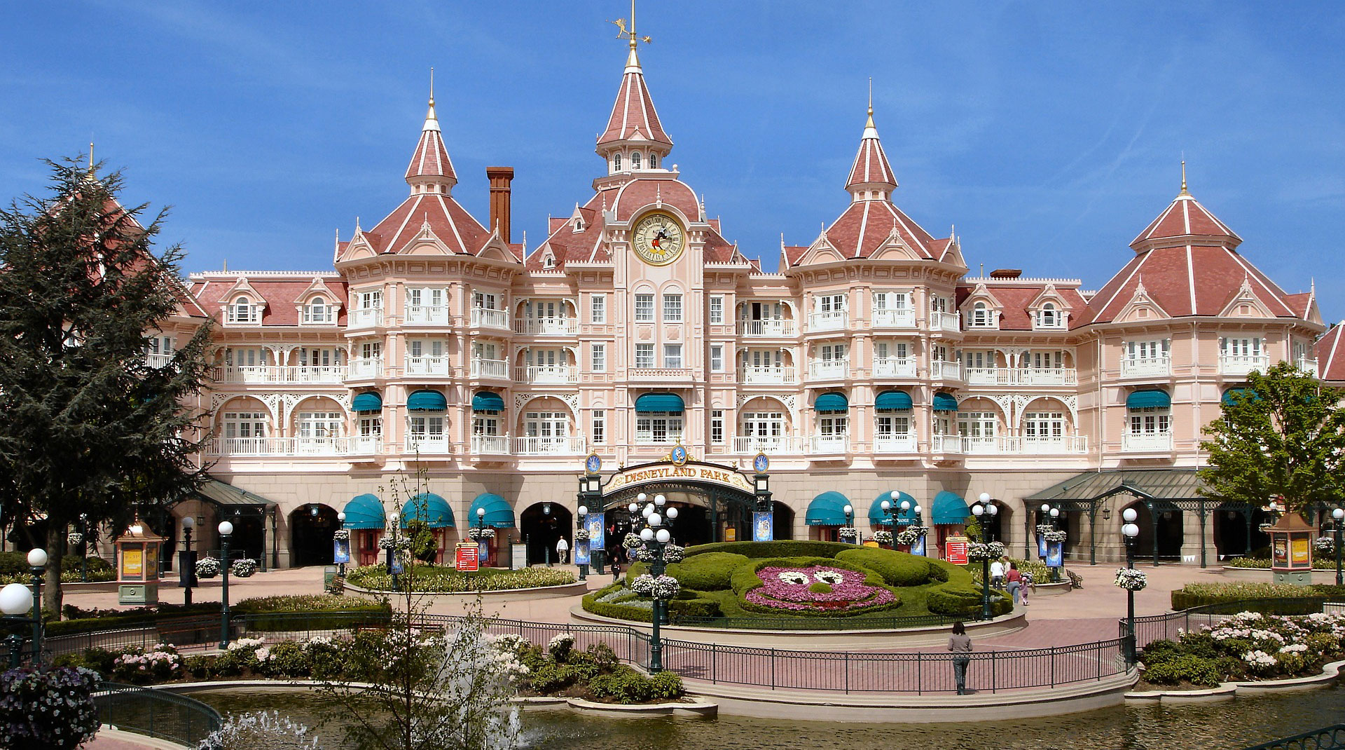 Disneyland® Paris mit 2-Tageskarte für beide Parks
