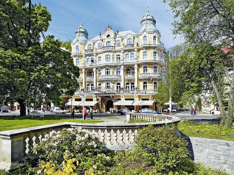 Weihnachten in Marienbad im 4 Sterne Hotel mit HP