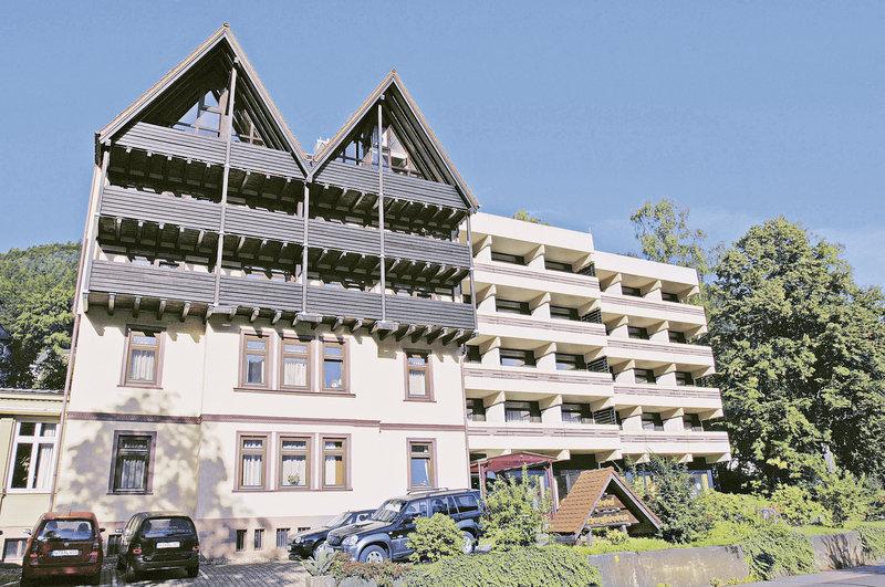 Bad Wildbad Schwarzwaldhotel Gasthof