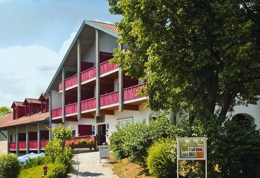 Hotel Bad Griesbach Halbpension