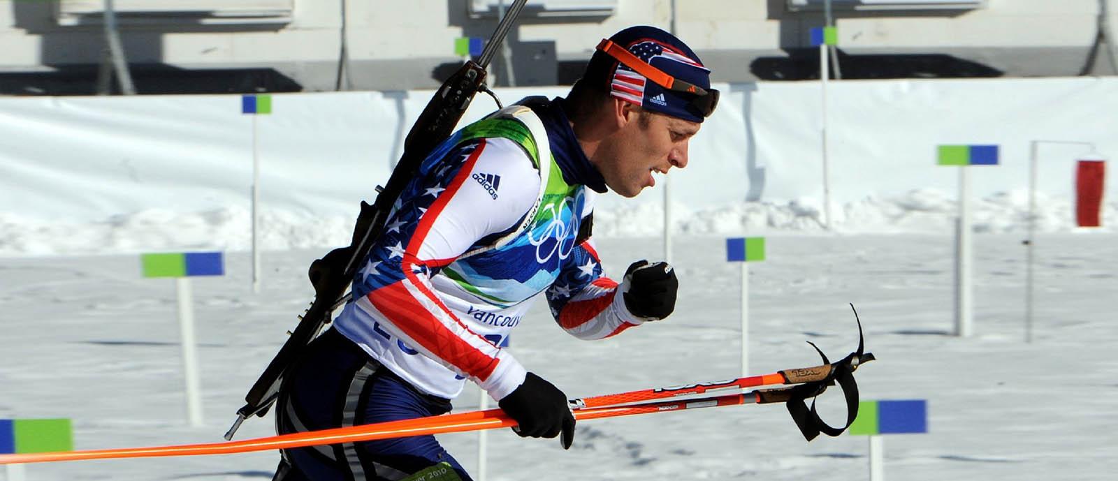Biathlon Weltcup 2018 auf Schalke