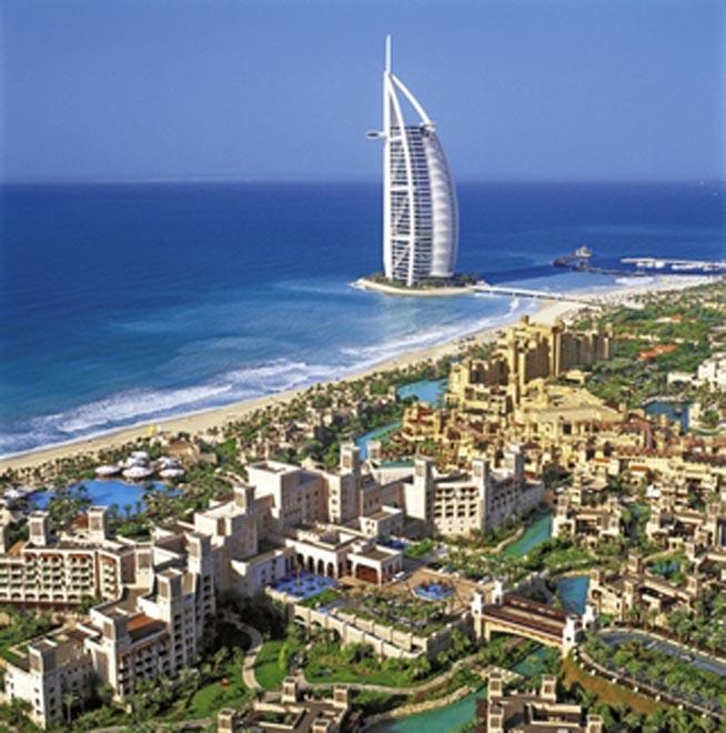 Dubai De Luxe 7 Tägig Incl 1 Nacht Im 7 Sterne Hotel Burj Al Arab