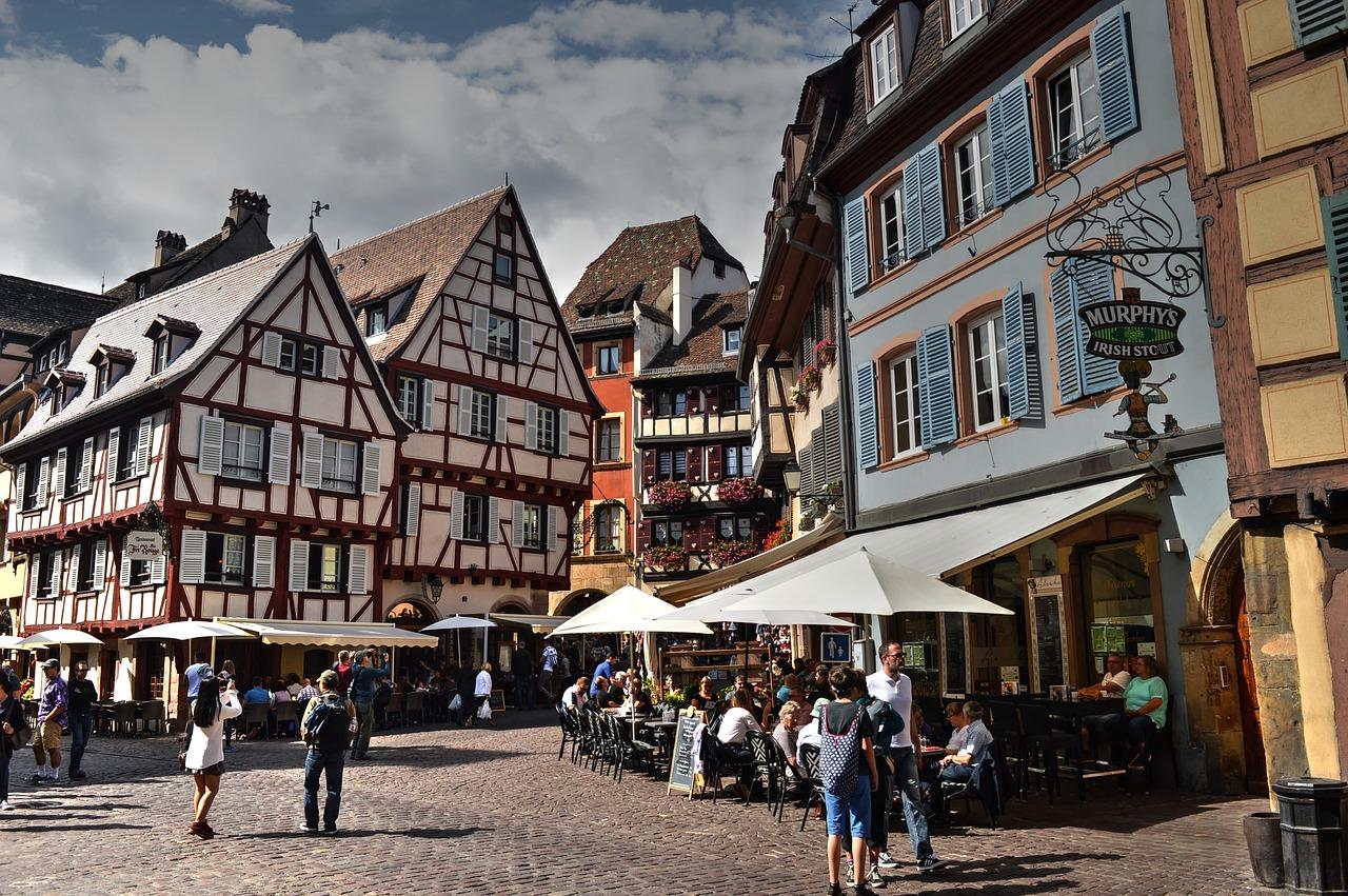 Elsass: Romantisches Colmar