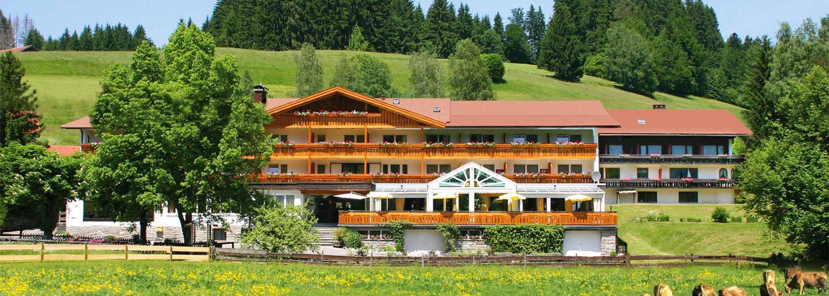 Hotel Sonnenbichl in Oberallgäu-Fischen