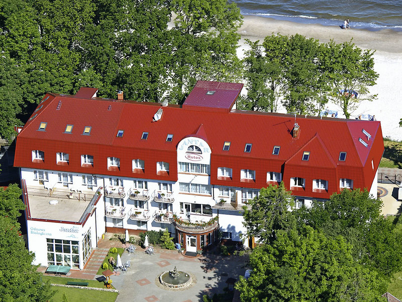 Hotel Sunset Spa Ostseebad Rewal