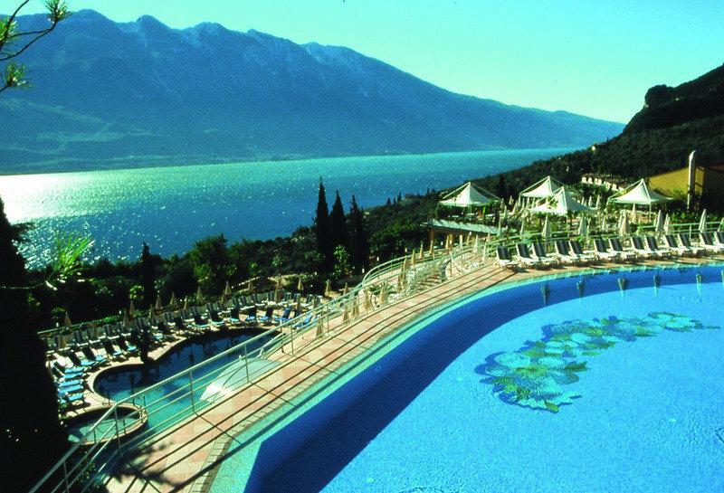 Hotel Villa Dirce Gardasee Limone sul Garda