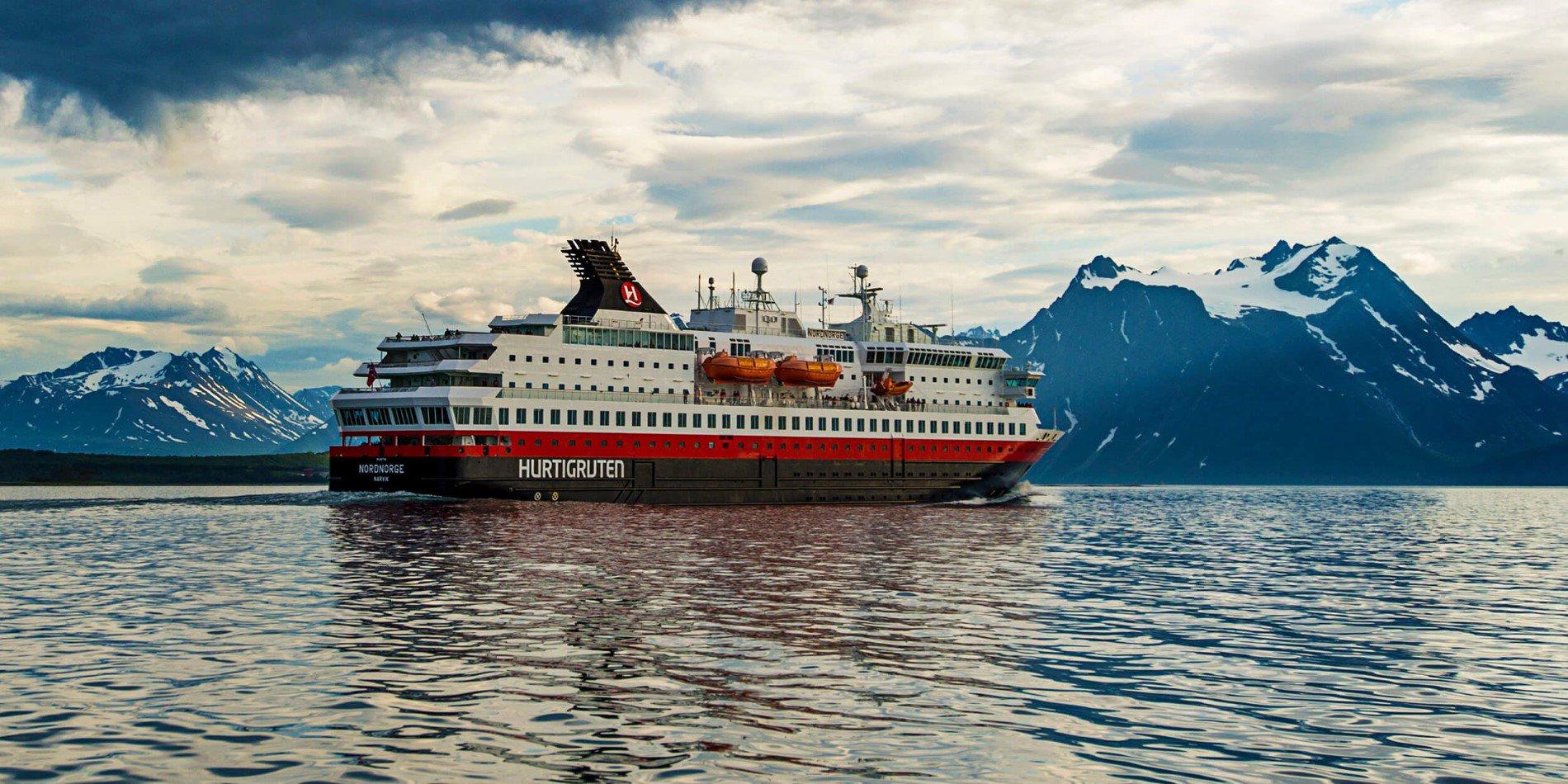 Hurtigruten Kreuzfahrt Expedition 2019