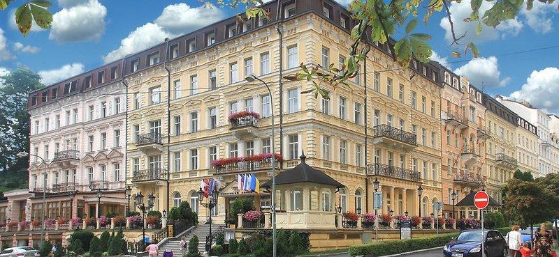 Kurhotel Krivan in Karlsbad