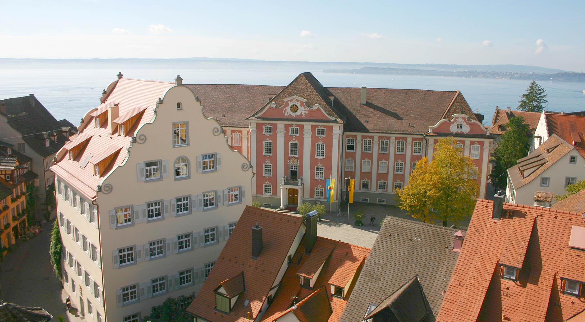 Kurzurlaub am Bodensee - Meersburg