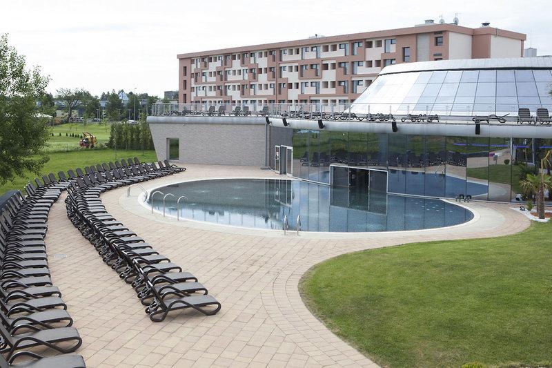 Mjus World Resort & Thermal Park in Körmend