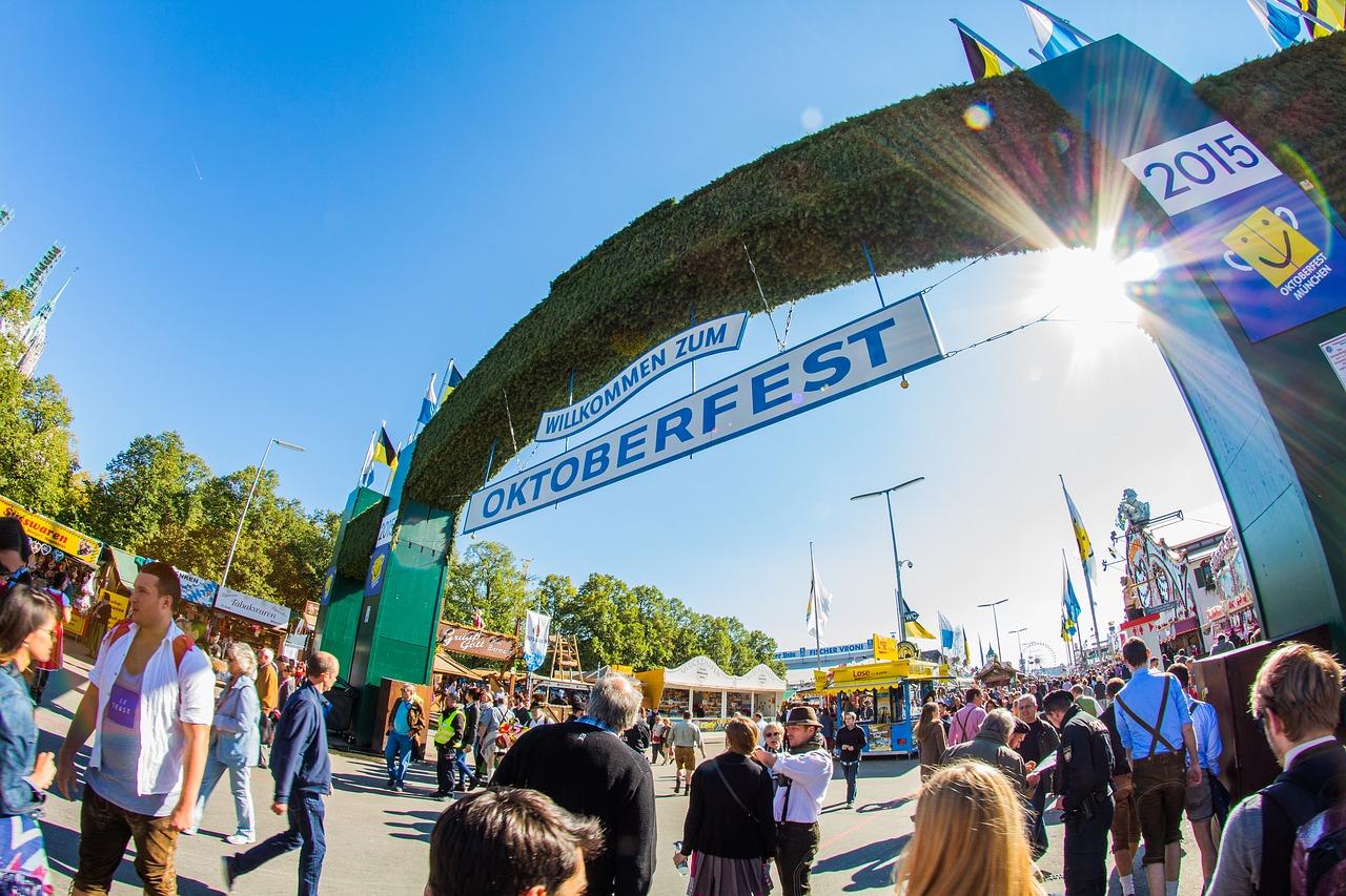 Willkommen zum größten Volksfest der Welt!