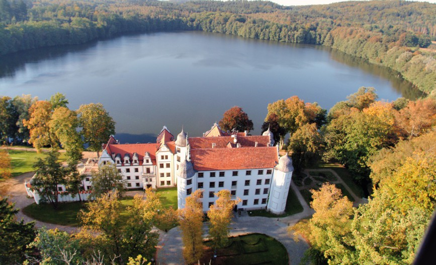 Schlosshotel Podewils in Krangern
