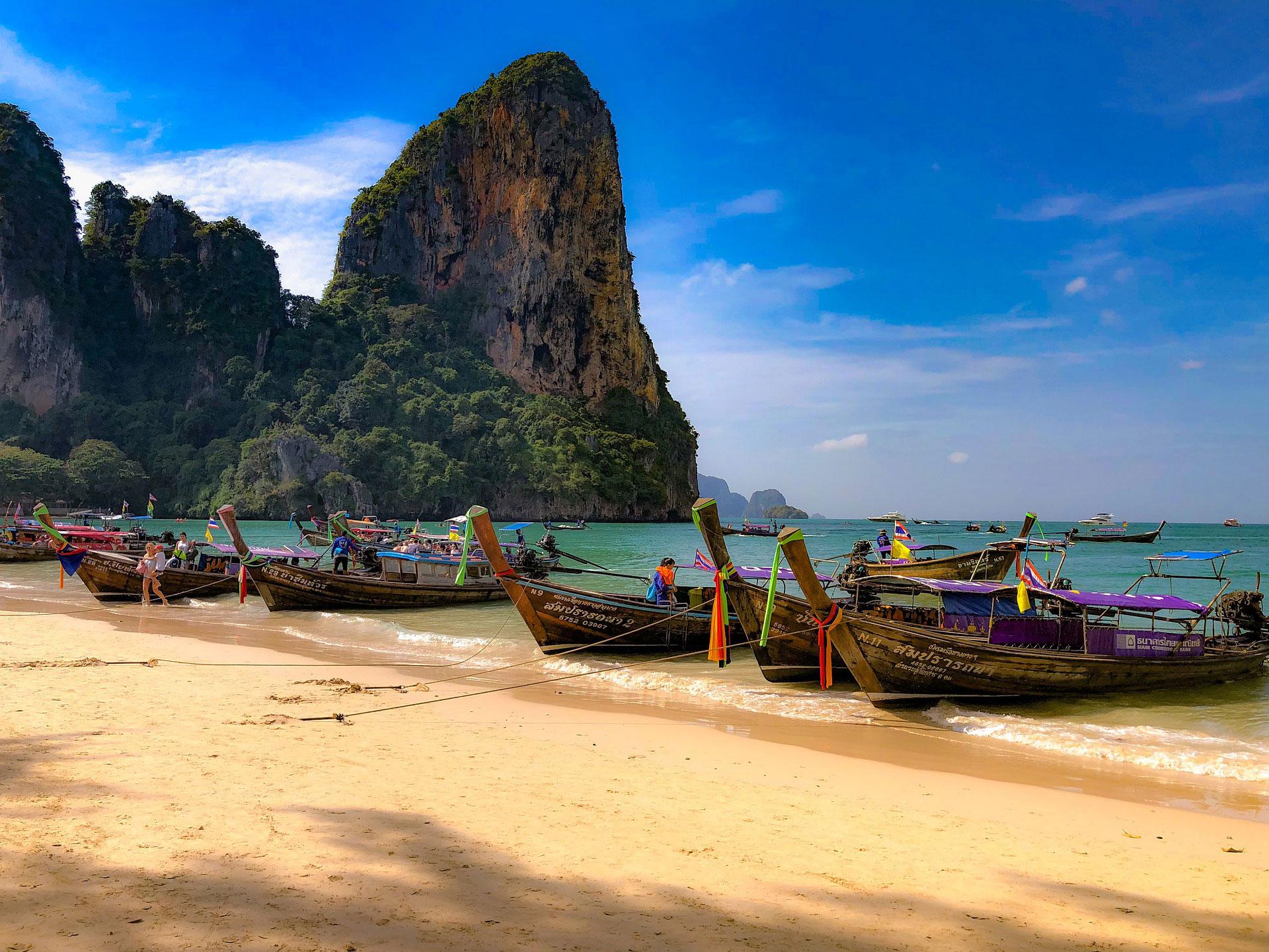 Thailand - 11-tägig Städte- und Badekombination