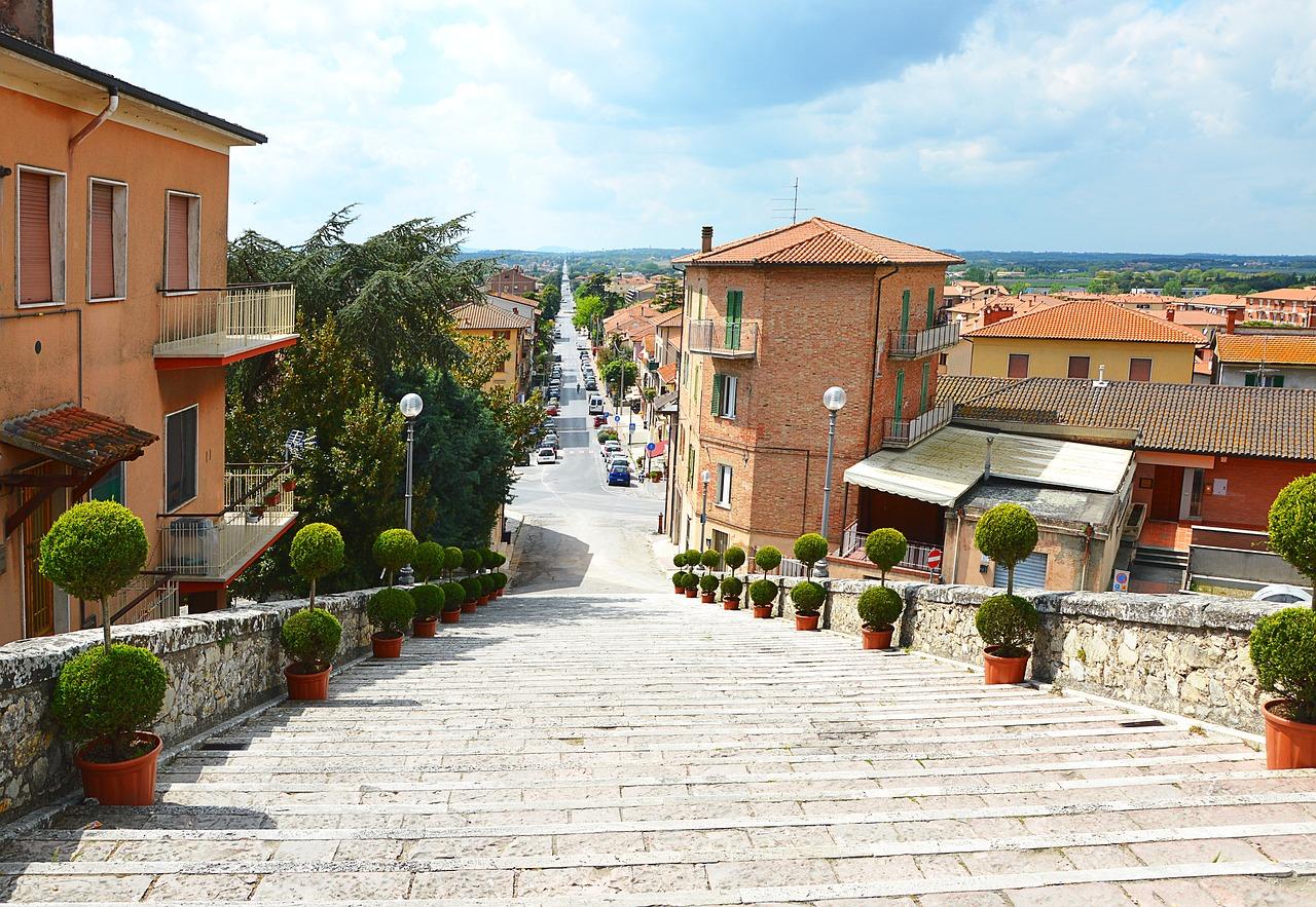 Toskana Urlaub in San Baronto