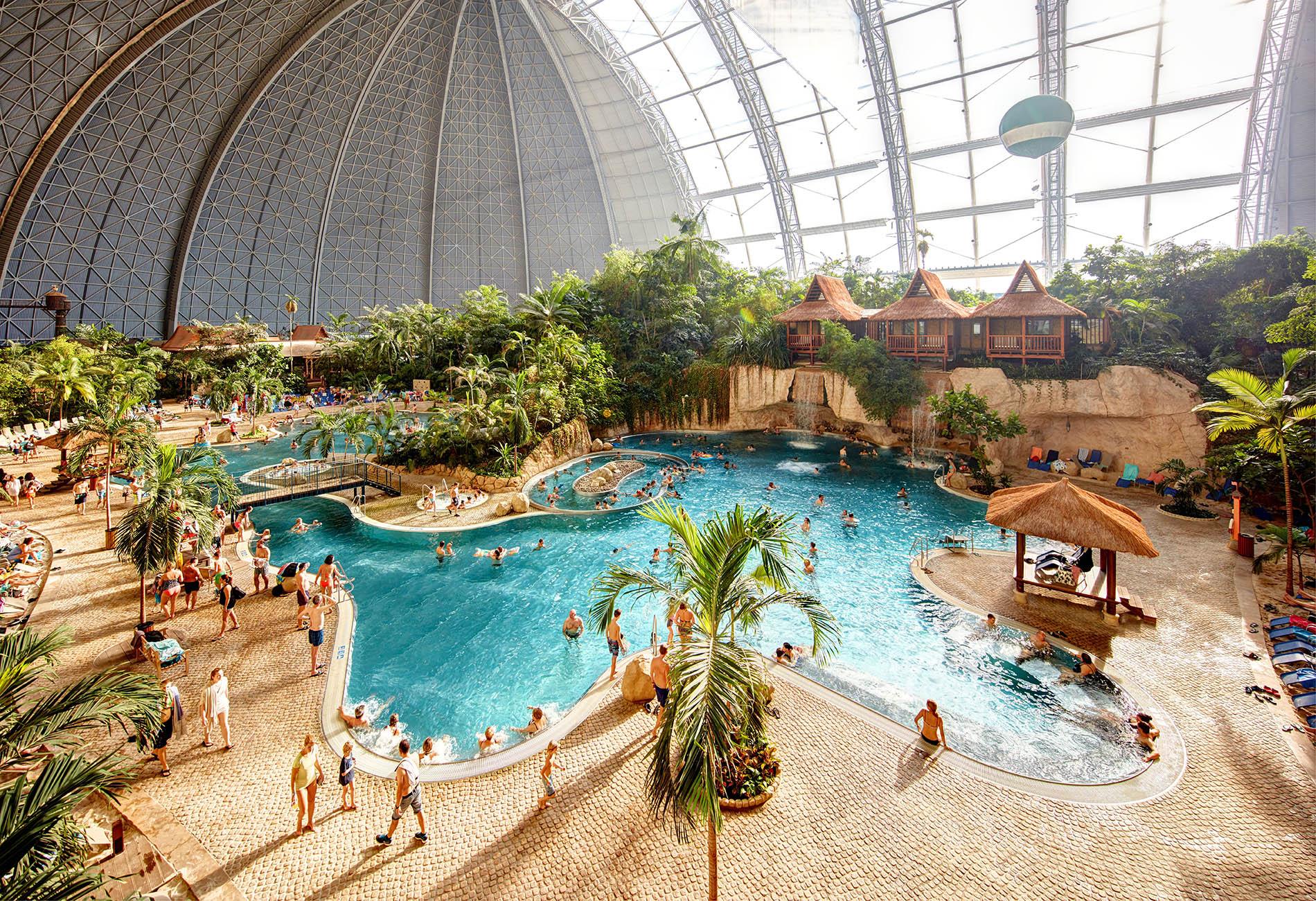 Tropical Island mit Premium-Zimmer!