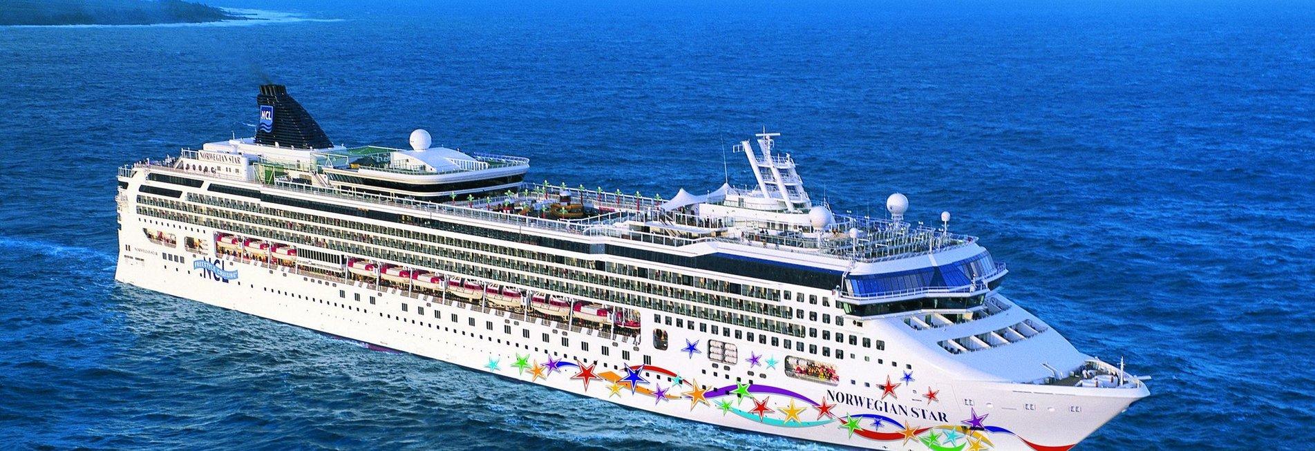 USA und mexikanische Riviera mit der Norwegian Star