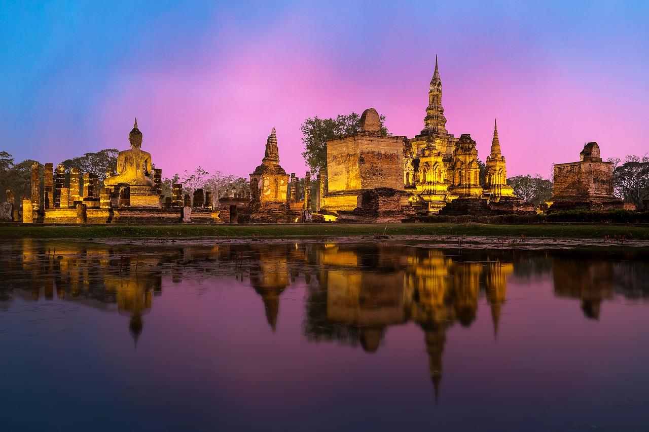 Vietnam Kambodscha und Thailand - 15-tägige Rundreise 2019