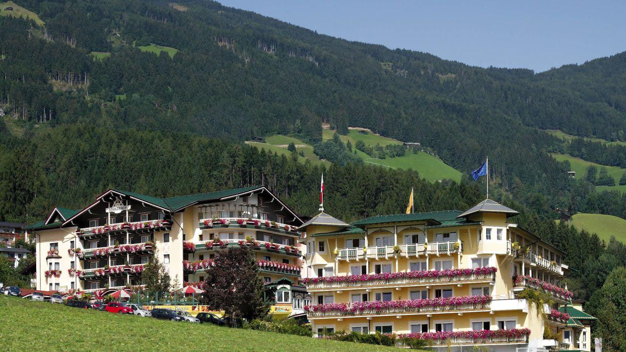 Wellnesshotel Kohlerhof Fügen Tirol
