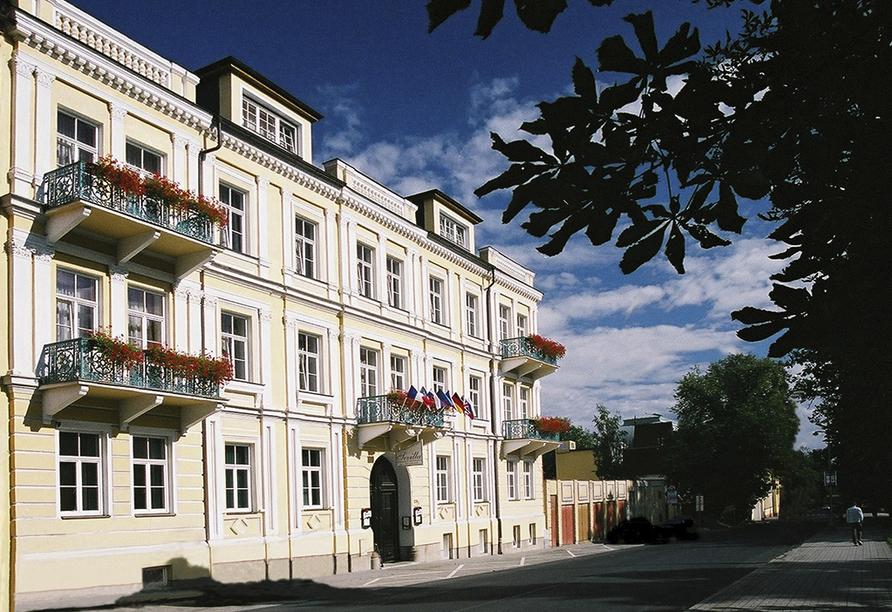 Wellnessurlaub Franzensbad 8-tägig
