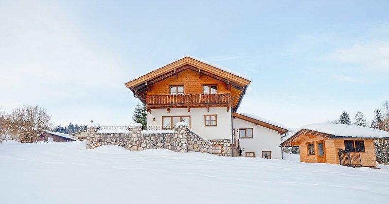 Winterurlaub in Thiersee Tirol