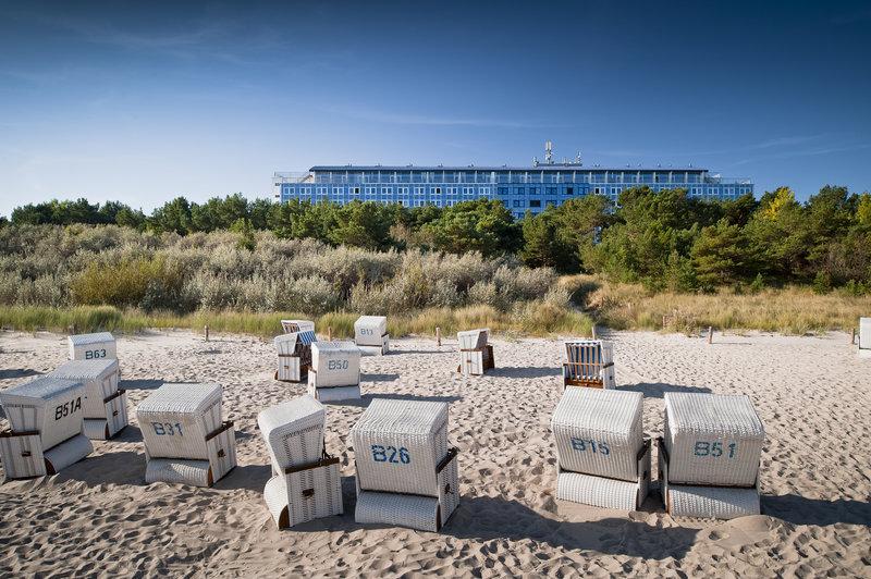 Zinnowitz auf Usedom - Baltic Sport und Ferienhotel